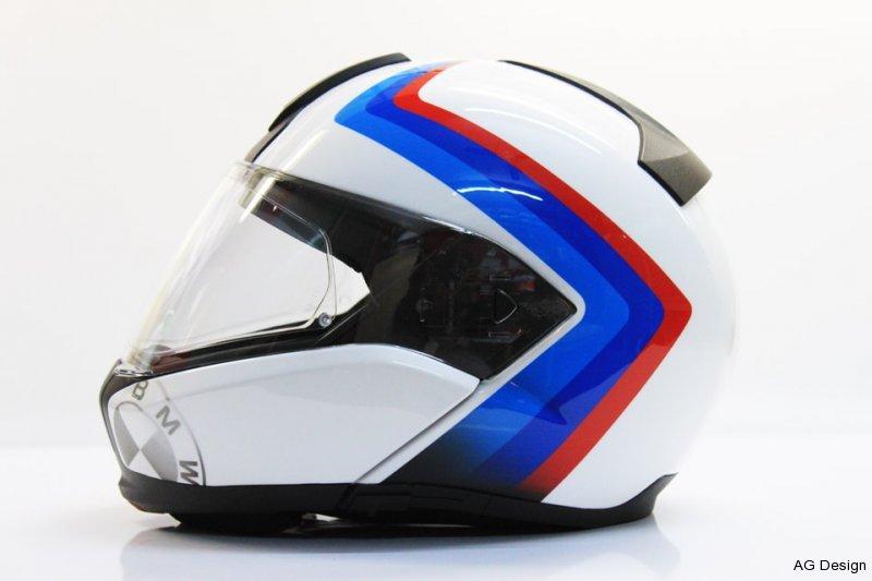 bien conocido brillante n color oferta Aerografia casco Bmw Motorrad